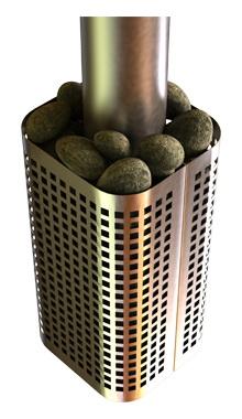 Сетка-каменка 0,45м Кирасир